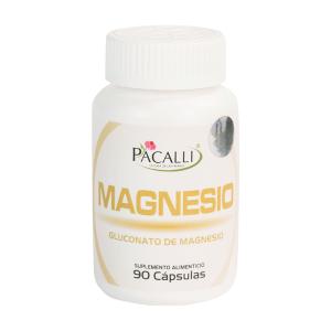 Magnesio / 90 caps