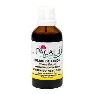 Concentrado de hojas de Limón / 50 ml