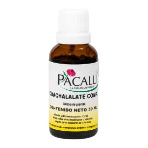 Cuachalalate Compuesto / 30 ml