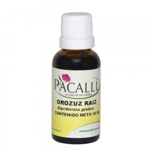 Orozuz o Regaliz Raíz / 30 ml