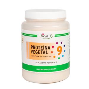 Proteína Vegetal 9 / 500 g.