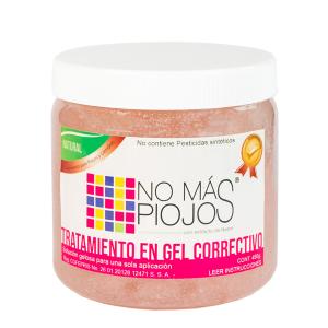 Gel Correctivo No más Piojos / 450 g.