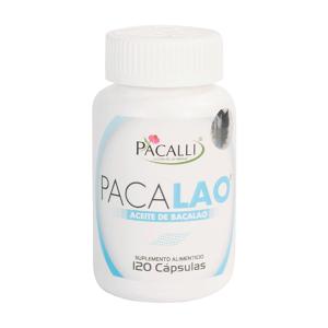 PACALAO / 120 caps