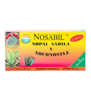 Nosabil / 50 tabs