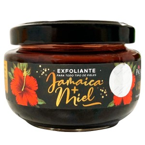 Exfoliante Jamaica + Miel / 100 ml