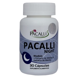 PACALLI NIGHT / 30 caps